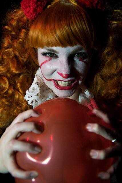 Pennywise Cosplay IT