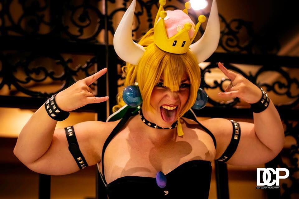Bowsette - Nintendo Fan Art